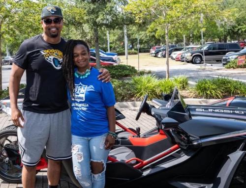 NFL Alumni Jacksonville Caring for Kids Meet & Greet Event