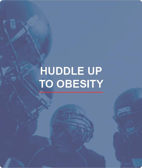 Huddle-Up-To-Obesity
